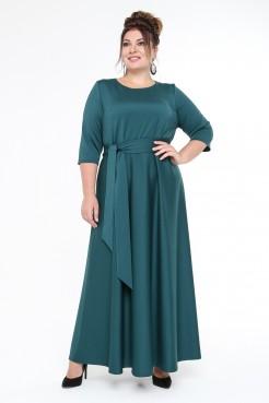 Платье Изумруд (зеленый)