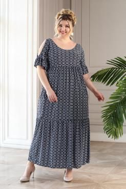 Платье Лилия (значки)