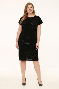 Платье Мишель (черный)