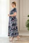 Платье Париж (абстракция)