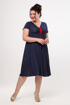 Платье Саманта (горох)