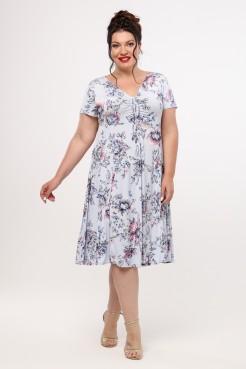 Платье Саманта (небесный)