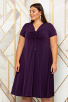 Платье Саманта (слива)