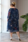 Платье Шарм 2 джинс