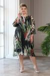 Платье Шарм 2 зеленый