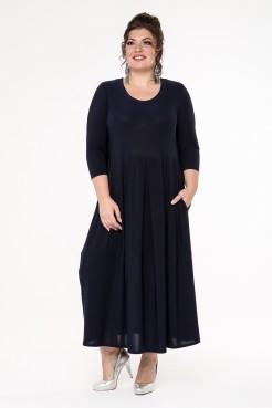 Платье Сицилия (синий)