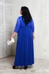 Платье 066802 (василек)