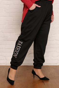 Шаровары Лакоста Fashion (черный)
