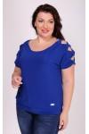 Блузка Бали (синий)