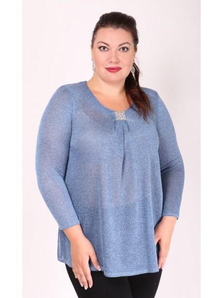 Блузка Джеми (голубой)
