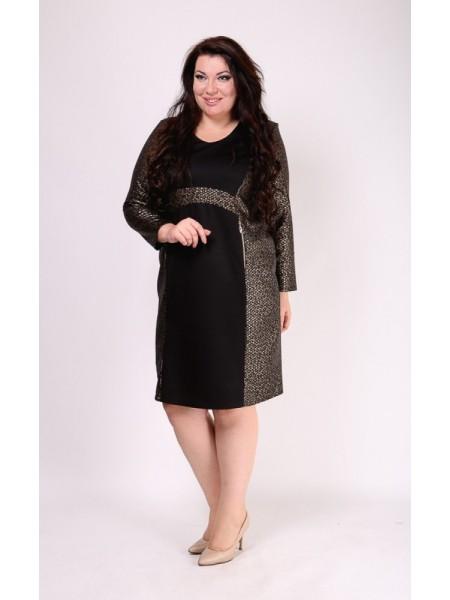 Платье Ария (черный 2)