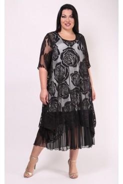Платье Олимпия (черный)