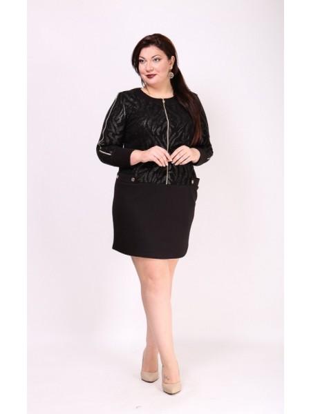 Платье Опера (черный)