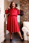 Платье Прага А1 (красный)