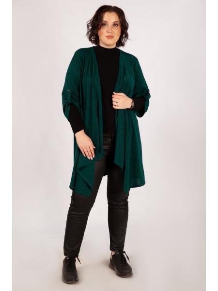 Кардиган Римини (темно-зеленый)