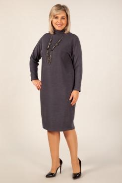 Платье Амаретто (серый)