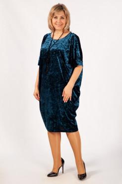 Платье Барбара (синий)