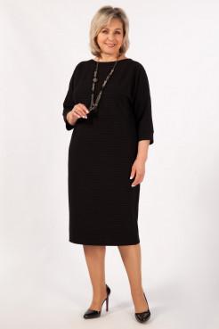 Платье Беретта (черный)