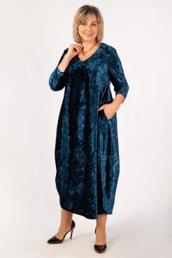 Платье Дорети (синий)