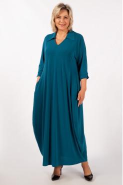 Платье Эмили (бирюза)