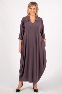 Платье Эмили (коричневый)