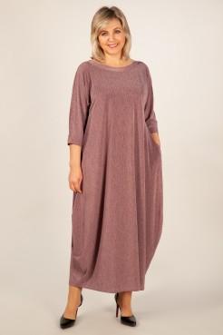 Платье Эвита (брусника)
