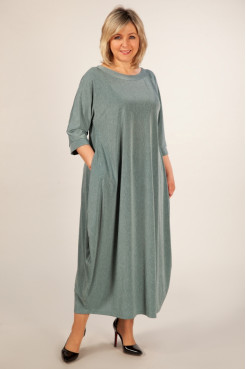 Платье Эвита (голубой)