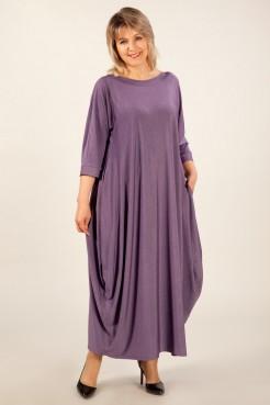 Платье Эвита (лиловый)