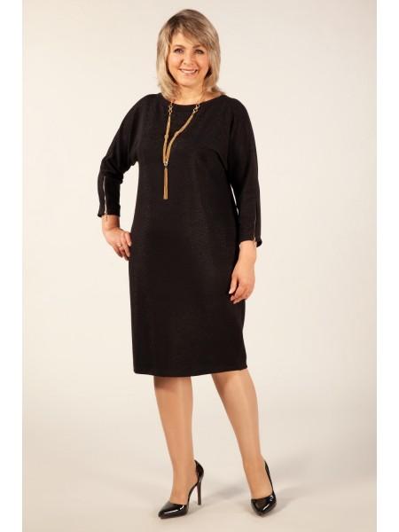 Платье Глория (черный)