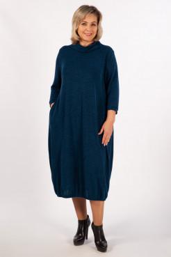 Платье Ирина (темно-бирюзовый)