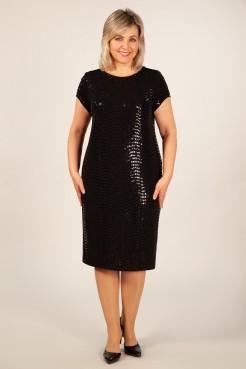 Платье Канны (черный)