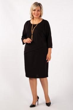 Платье Леди (черный)