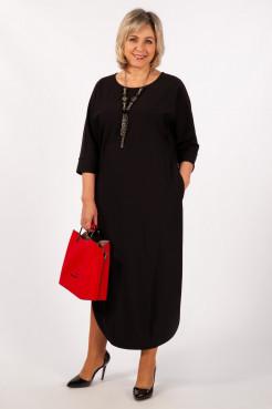 Платье Мона (черный)