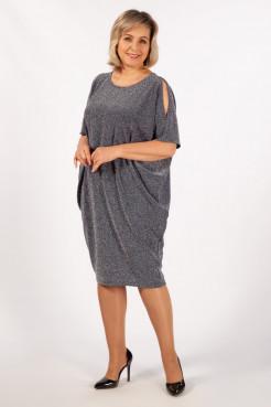 Платье Тиффани (синий)