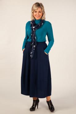 Юбка Стейси (темно синий)