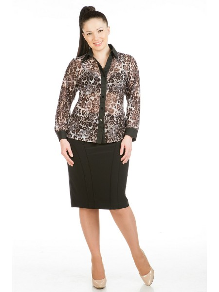 Блуза 2545