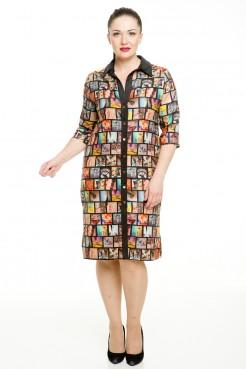 Платье 2835 мозаика
