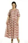 Платье 4051 (цветы)