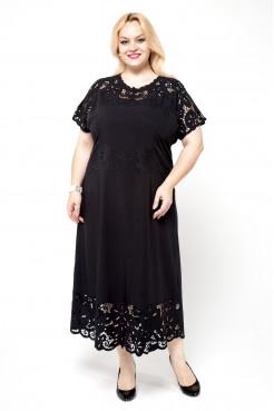Платье Фаина (черный)