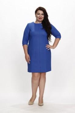 Платье Триана (электрик)